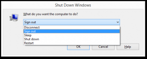 Windows 8 Remote Commands for Shutdown/Restart